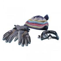 小物セットJr  02帽子:Jrゴーグル:Jr(眼鏡使用可)手袋:KS/KM/KL/JS/JM/JL
