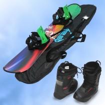 スノーボードセット Gコース